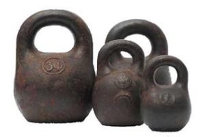 Image of Kettlebells